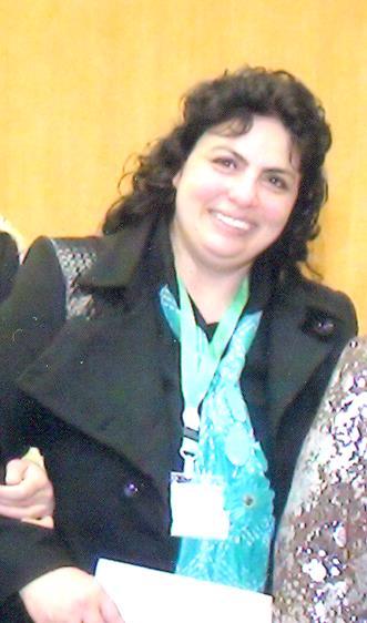 تهنئة مدير وحدة الجودة بكلية التمريض  جامعة الزقازيق      الدكتورة / هويدا