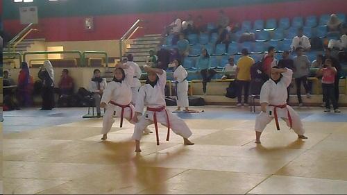 University Karate Championship