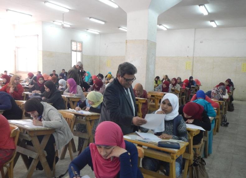 بداية امتحانات الفصل الدراسى الاول 2016/2017