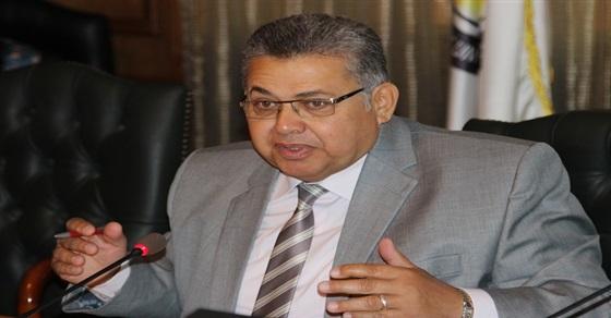 وزير التعليم العالي والبحث العلمي في زيارة لكلية الهندسة