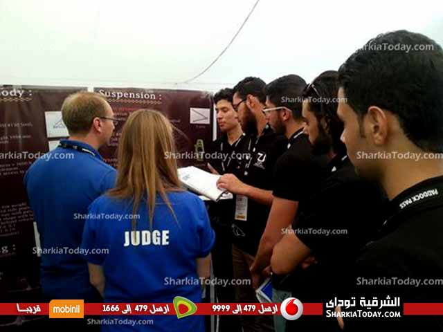Formula Faculty of Engineering, Zagazig University reap the fourth and tenth place worldwide competition in England