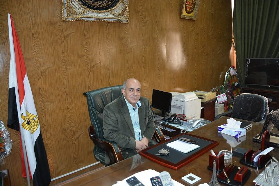 Dr. Abdalla Askar Dean of the Faculty of Arts