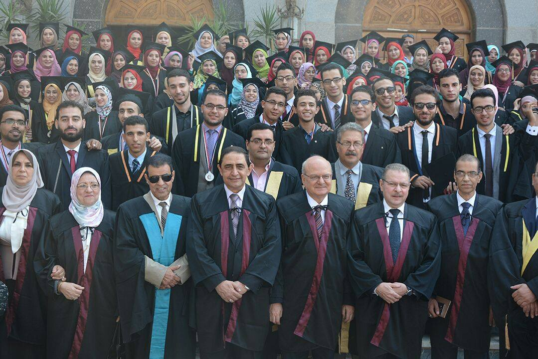 Prime Zagazig University School of Pharmacy graduates witness ceremony