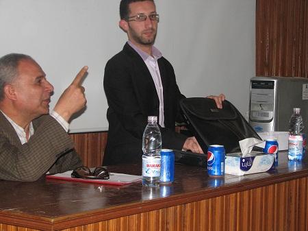 A seminar entitled (Oxygen)