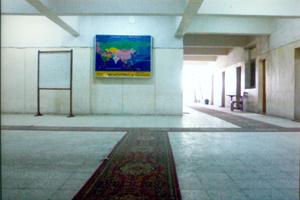 مدخل المعهد